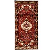 Link to 4' 10 x 10' 2 Hamedan Persian Runner Rug