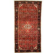 Link to 4' 11 x 9' 5 Hossainabad Persian Rug