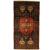 Link to 4' 11 x 9' 4 Sirjan Persian Rug