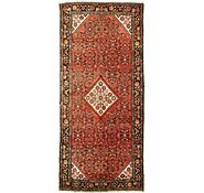 Link to 4' 11 x 10' 11 Hossainabad Persian Runner Rug