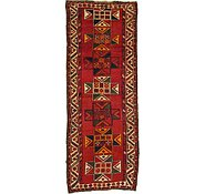 Link to 4' 4 x 11' 5 Shiraz Persian Runner Rug