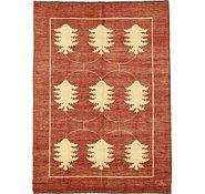 Link to 5' 8 x 7' 9 Floral Modern Ziegler Oriental Rug