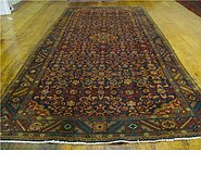 Link to 4' 10 x 10' 5 Hossainabad Persian Runner Rug