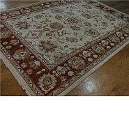 Link to 6' 2 x 8' 4 Peshawar Ziegler Oriental Rug