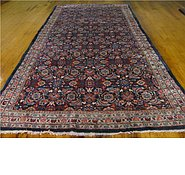 Link to 4' 10 x 10' 4 Hossainabad Persian Runner Rug