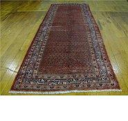 Link to 3' 6 x 10' 1 Mahal Persian Runner Rug