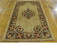 Link to 3' 4 x 5' 8 Floral Modern Ziegler Oriental Rug