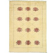 Link to 6' 10 x 9' 2 Floral Modern Ziegler Oriental Rug