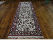 Link to 2' 9 x 9' 10 Kashan Runner Rug