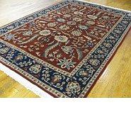 Link to 6' 8 x 9' 9 Peshawar Ziegler Oriental Rug