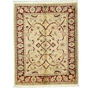 Link to 6' 3 x 8' Peshawar Ziegler Oriental Rug