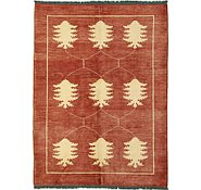 Link to 5' 8 x 7' 8 Floral Modern Ziegler Oriental Rug