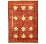 Link to 5' 3 x 7' 4 Floral Modern Ziegler Oriental Rug