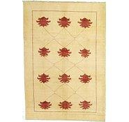 Link to 7' x 10' Floral Modern Ziegler Oriental Rug