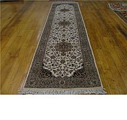 Link to 2' 7 x 10' 3 Kashan Runner Rug