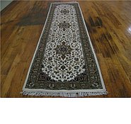 Link to 2' 7 x 10' Kashan Runner Rug