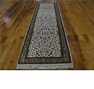 Link to 2' 8 x 10' 1 Kashan Runner Rug