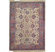 Link to 9' 10 x 13' 6 Tabriz Persian Rug