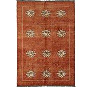 Link to 6' 11 x 9' 11 Floral Modern Ziegler Oriental Rug