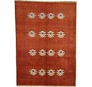 Link to 8' 8 x 11' 10 Floral Modern Ziegler Oriental Rug