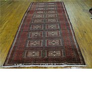 Link to 4' 4 x 10' 1 Balouch Persian Runner Rug