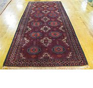 Link to 4' 6 x 10' 4 Balouch Persian Runner Rug