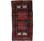 Link to 4' 11 x 9' 6 Sirjan Persian Rug