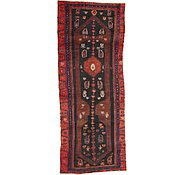 Link to 4' x 10' 3 Hamedan Persian Runner Rug