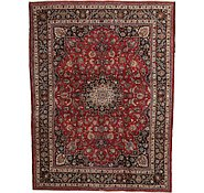 Link to 9' 11 x 13' 2 Mashad Persian Rug
