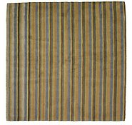 Link to 8' 2 x 8' 3 Reproduction Gabbeh Square Rug