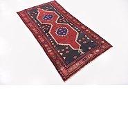 Link to 3' 2 x 6' 4 Hamedan Persian Runner Rug