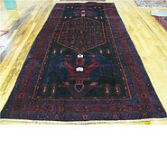 Link to 5' x 11' 8 Sirjan Persian Runner Rug