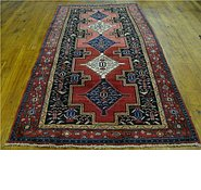 Link to 4' 6 x 8' 4 Sirjan Persian Rug