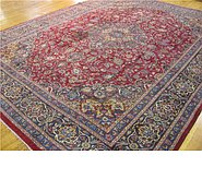 Link to 9' 11 x 12' 10 Mashad Persian Rug