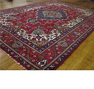 Link to 8' 3 x 11' 9 Tabriz Persian Rug