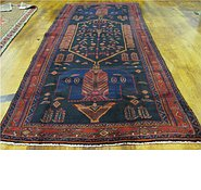 Link to 4' 11 x 12' 2 Sirjan Persian Runner Rug