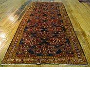 Link to 4' 7 x 11' 4 Meshkin Persian Runner Rug