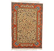 Link to 3' 5 x 4' 11 Isfahan Persian Rug