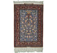 Link to 3' 5 x 5' 2 Isfahan Persian Rug