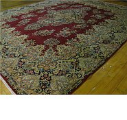 Link to 10' 1 x 12' 11 Kerman Persian Rug