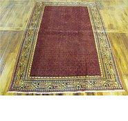 Link to 4' 3 x 6' 7 Farahan Persian Rug