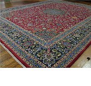 Link to 9' 8 x 12' 2 Kashmar Persian Rug