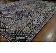 Link to 9' 6 x 14' 4 Isfahan Persian Rug