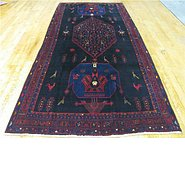 Link to 5' 1 x 11' 11 Koliaei Persian Runner Rug