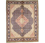 Link to 10' 2 x 12' 11 Tabriz Persian Rug