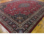 Link to 9' 11 x 13' 1 Mashad Persian Rug