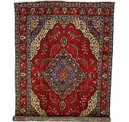 Link to 9' 4 x 13' 5 Tabriz Persian Rug