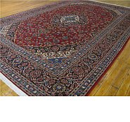 Link to 9' 5 x 13' 6 Kashan Persian Rug