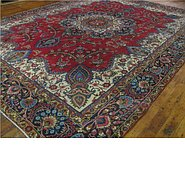 Link to 9' 9 x 12' 8 Tabriz Persian Rug