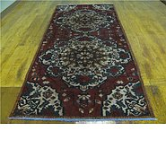 Link to 3' 8 x 8' 8 Shiraz Persian Runner Rug